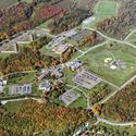 Aerial view of the SUNYIT campus in Marcy, N.Y. :: SUNY Institute of Technology at Utica-Rome
