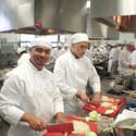 Students at work :: Le Cordon Bleu College of Culinary Arts-San Francisco