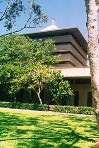 University of hawaii manoa physical science building