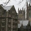 Union's Historic Quad :: Union Theological Seminary in the City of New York