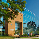 NC A&T: Smith Hall; Technology Building :: North Carolina A & T State University