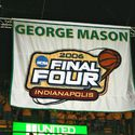 Final Four Banner :: George Mason University