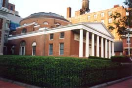 Davidge hall :: University of Maryland, Baltimore