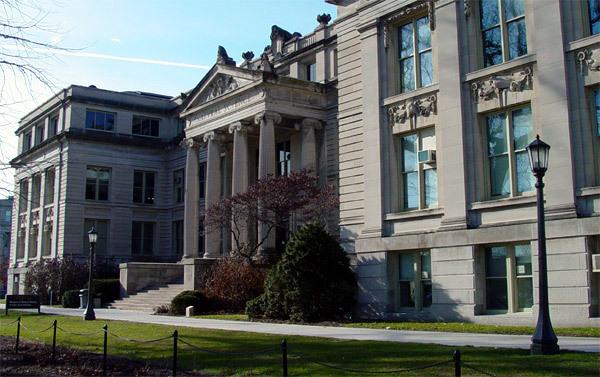 University Building :: University of Iowa
