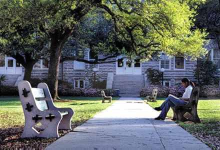 Administration building :: Tulane University of Louisiana