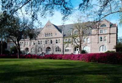 Campus Building :: Tulane University of Louisiana