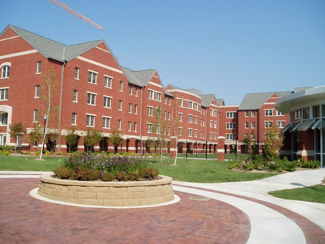 Act Scores For Colleges >> Creighton University (CU) Academics and Admissions - Omaha, NE