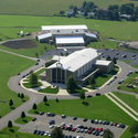 aerial view :: Lincoln Christian University