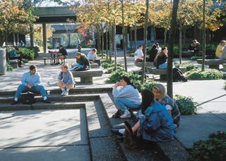 College Campus :: North Seattle College