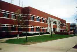 Engineering & Computer Science building :: University of Maryland-Baltimore County