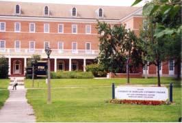 Conference center :: University of Maryland-University College