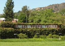 Campus Entrance :: Mt San Antonio College