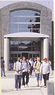 College building :: Cerritos College