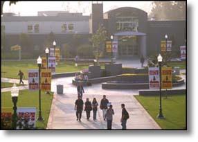 Falcon Square :: Cerritos College