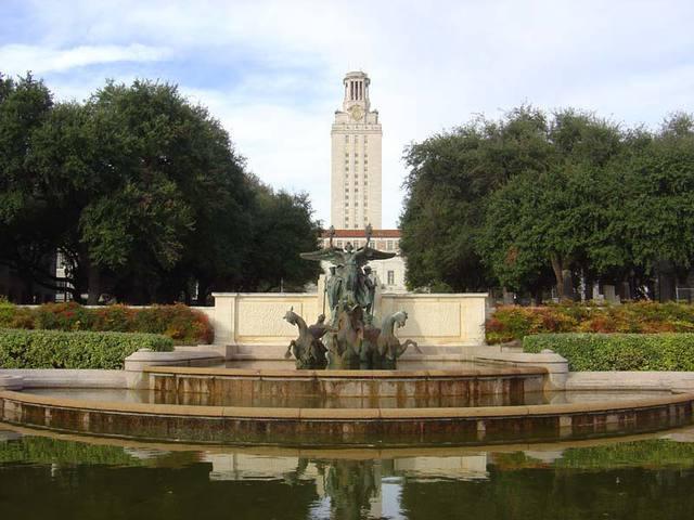 Austin tower :: The University of Texas at Austin