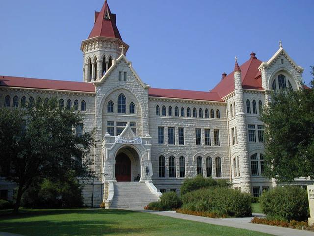 College Building :: Saint Edward's University