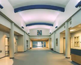 Fitness lobby :: Upper Iowa University