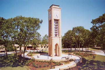 Bell Tower :: The University of Texas at Tyler