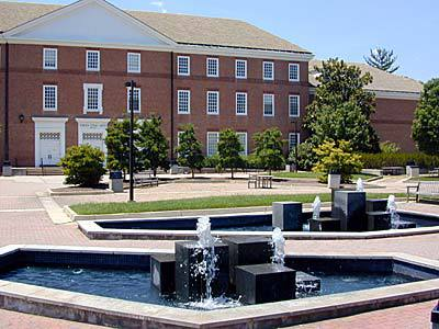The Tawes Fine Arts Building :: University of Maryland-College Park