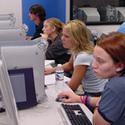 Students at work :: The Art Institutes International-Minnesota