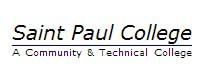 logo :: Saint Paul College