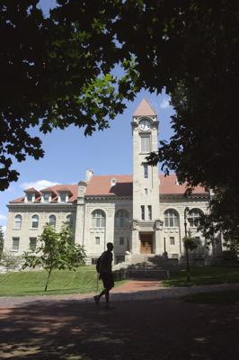 College Building :: Purdue University Global-Davenport
