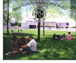 College Campus :: Wayne County Community College District