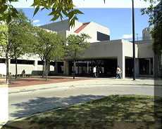 College building :: Wayne County Community College District