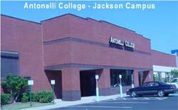 College Building :: Antonelli College-Jackson