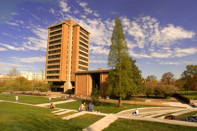 Mc Clung Tower and Plaza :: The University of Tennessee-Knoxville