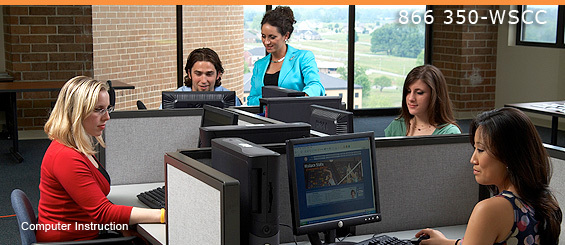 Computer Lab :: George C Wallace State Community College-Hanceville