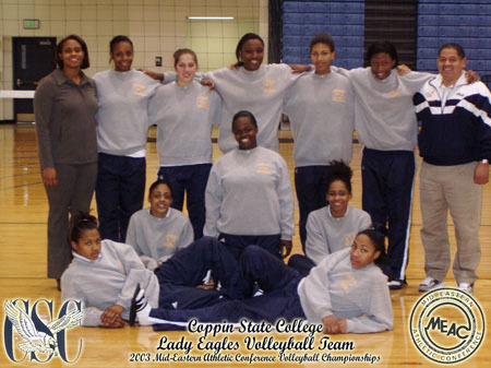 College Team :: Coppin State University