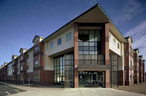 Dormitory :: North Idaho College