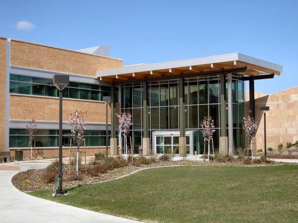 Health sciences building :: North Idaho College