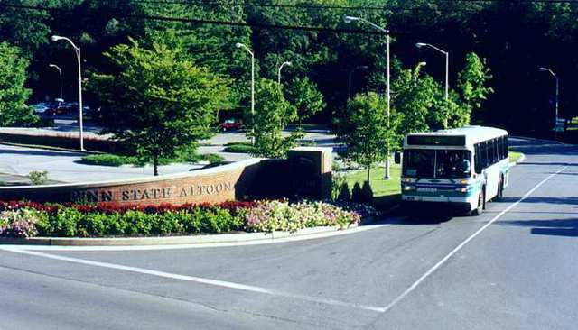 College entrence :: Pennsylvania State University-Penn State Altoona