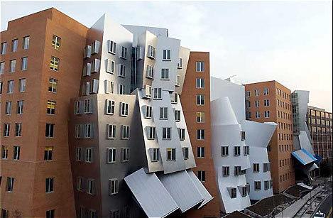 Stata Center :: Massachusetts Institute of Technology