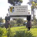 sign :: St Thomas Aquinas College