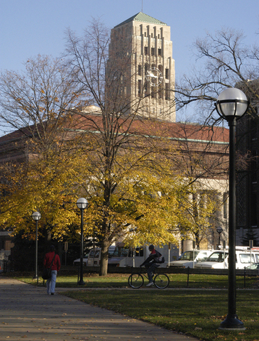 University of Michigan :: University of Michigan-Ann Arbor