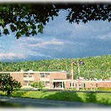 College building :: White Mountains Community College