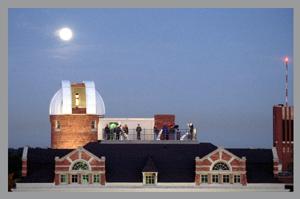Sherzer Observatory :: Eastern Michigan University