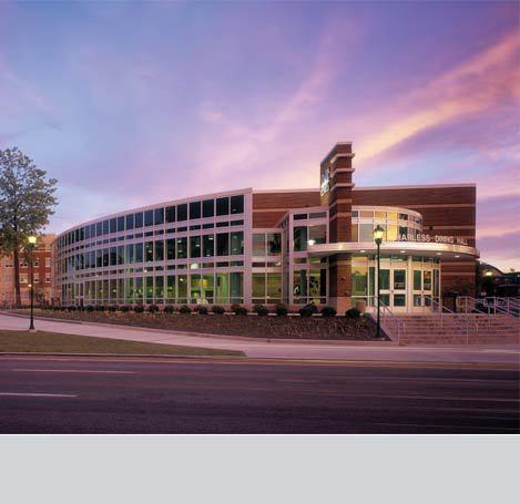 Marshall Dining Hall :: Marshall University