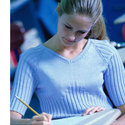 Student at work :: Sanford-Brown College-Hazelwood