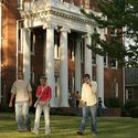 College building :: Anderson University