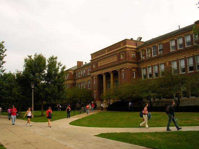 University Building :: University of Illinois at Urbana-Champaign