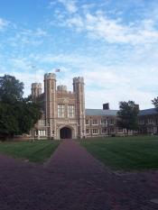 Washington University in St. Louis :: Washington University in St Louis