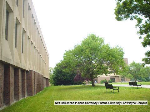 Neff hall :: Indiana University-Purdue University-Indianapolis