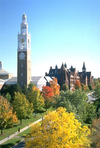 University Row :: University of Vermont