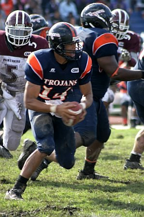 Virginia State University Trojans Football :: Virginia State University