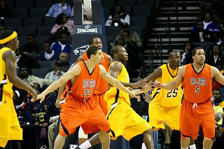 Virginia State University Trojans Basketball :: Virginia State University