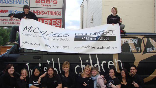 Michaels School of Hair Design and Esthetics-Paul Mitchell Partner School